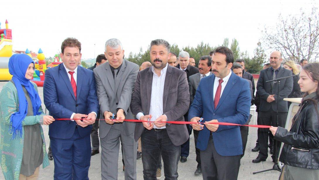 Anadolu İmam Hatip Lisesi TÜBİTAK 4006 Bilim Fuarı